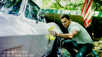 Channing Tatum King Rising