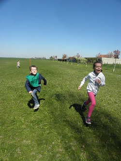 Sport en plein soleil