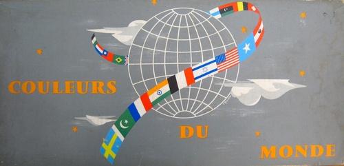 Couleurs du monde 1956