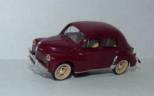 4cv Luxe 1951