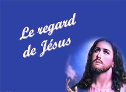 Vidéo et diaporama : Le regard de Jésus de Noel Colombier