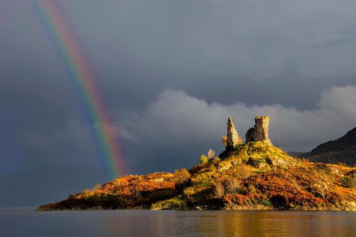 La Piscine Des Fées...Île De Skye...Écosse