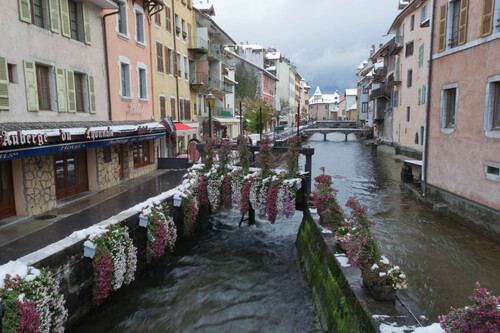 Photos de Romain: Annecy, Les Bauges et Paris!