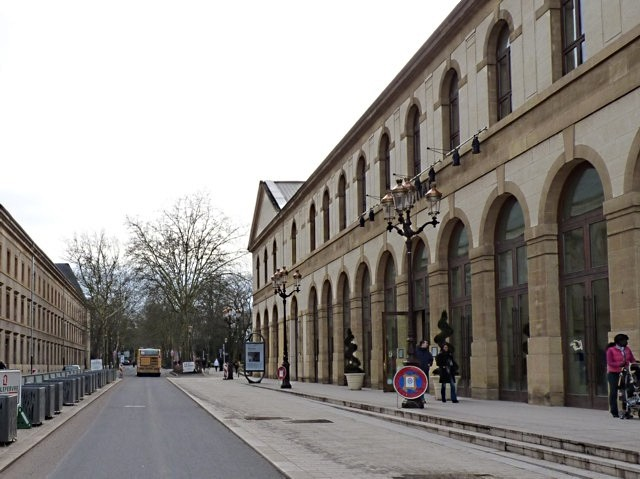 Quartier Arsenal Metz 4