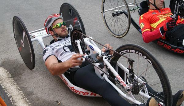 ... | Mots-clés : Handbike , Jeux paralympiques 2016 , Mathieu Bosredon