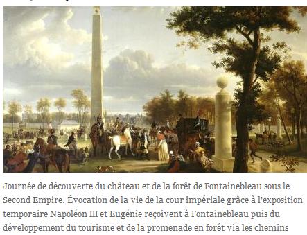 """""""""""LE CHÂTEAU de FONTAINEBLEAU .- S&M.(77) FIN de  la série."""""""""""