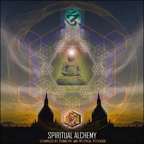 V.A - Spiritual Alchemy (2017) [Mixtape, Psydub, Electronic]