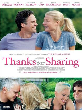 Thanks for Sharing : Affiche