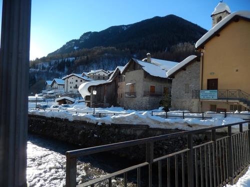 village de Pietraporzio