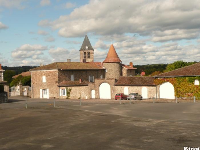 balade à Chabanais,Charente.