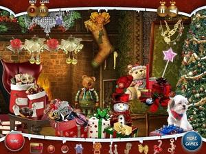 Jouer à Santa's cabin