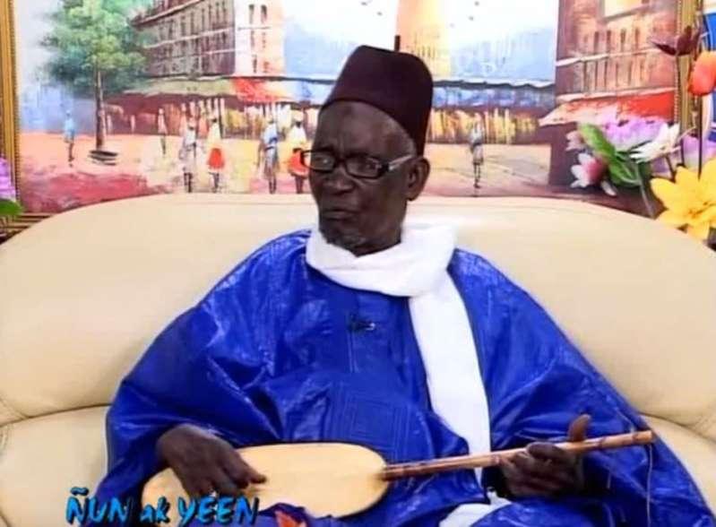 "Décès du chanteur Samba Diabaré Samb, ""Trésor humain vivant"" du Sénégal"