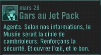 Message du gars au jet-pack
