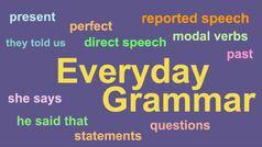 Everyday Grammar: Mastering Reported Speech
