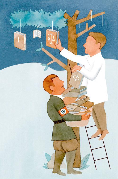 """Comment l'idéologie nazie a voulu se rendre """"acceptable"""""""