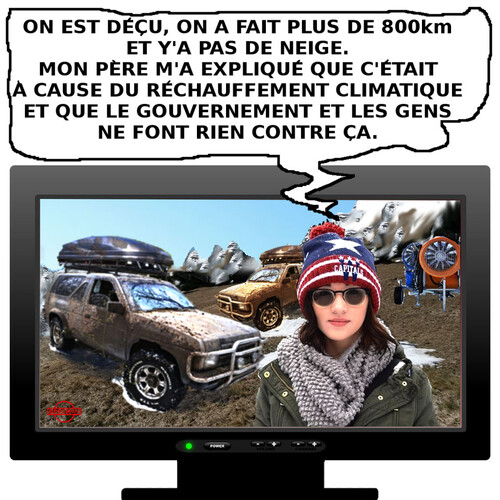 Ecologie toujours