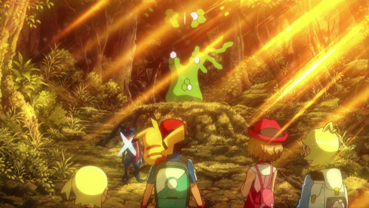 Regarder Pokémon XYZ épisode 46 VOSTFR streaming & ddl