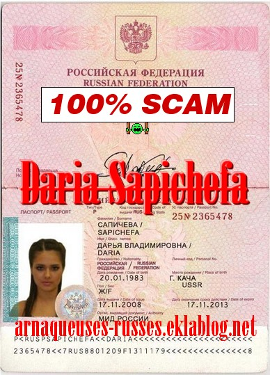 RUSSIAN SCAMMER-67