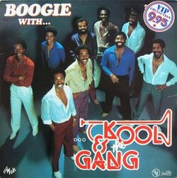Kool & The Gang - Boogie With .. - Complete LP