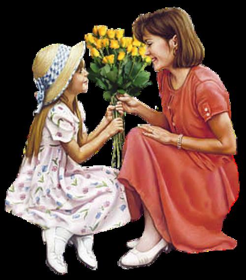 . Joyeuse fête des mères