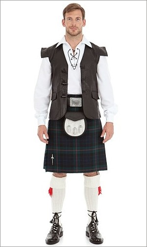 Comment porter le kilt ? (2)