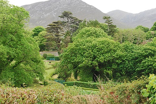 Abbaye de Kilemore - Le jardin victorien 005