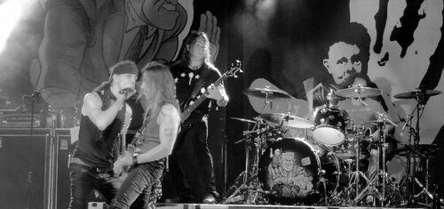 Extreme – Cologne (Live Hall) 12 juillet 2014