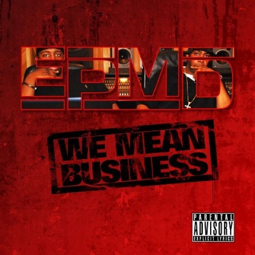 EPMD, We Mean Business cover