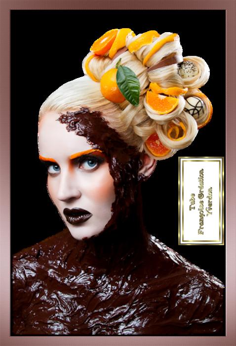 Femmes Chocolat (01 à 12)