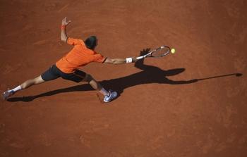 Djokovic était trop court