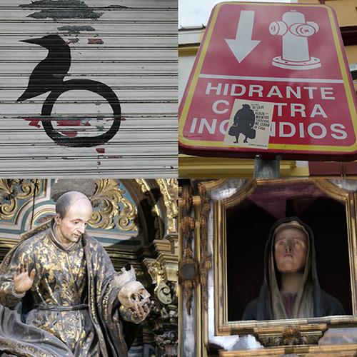 DOMINGO DEHORS ET DEDANS : INES BACAN - 1