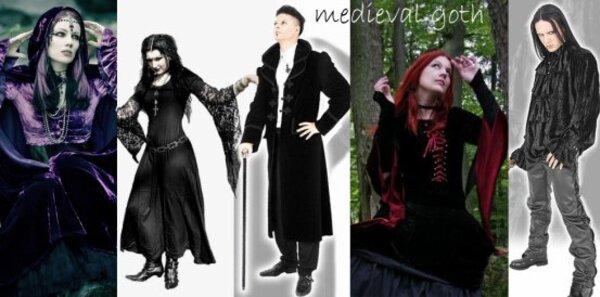 Look gothique médiéval : infos