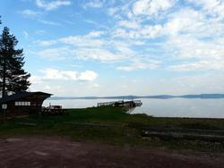 La Dalécarlie (Dalarna) et le lac Siljan