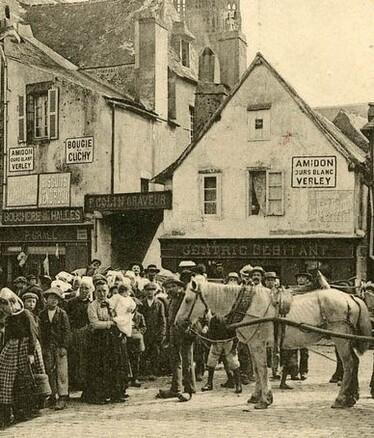 La police des cafés à Quimper de 1850 à 1914