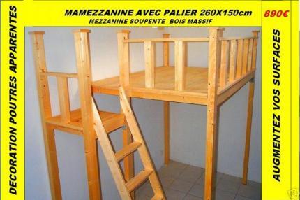 mezzanine - Mezzanine Sur Mesure