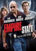 Dwayne Johnson dans le film d'action Empire State avec Liam Hemsworth