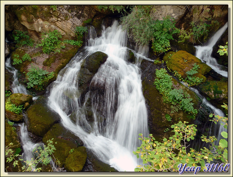 Source du Rio Llobrégat - Castellar de N'Hug - Espagne
