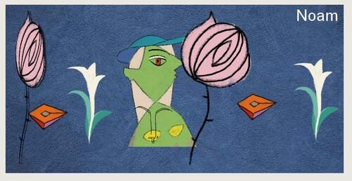 Picasso par Noam