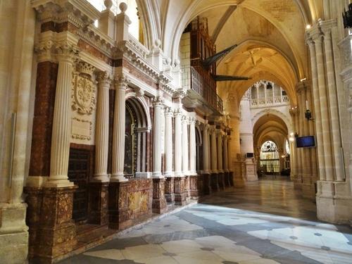 Cathédrale de Burgos en Espagne (photos)