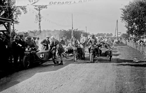 27 mai 1922 : le premier Bol d'or sides et cyclecars (3)