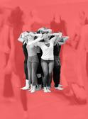 chorégraphe, danseuse & professeur de danse contemporaine-Graham