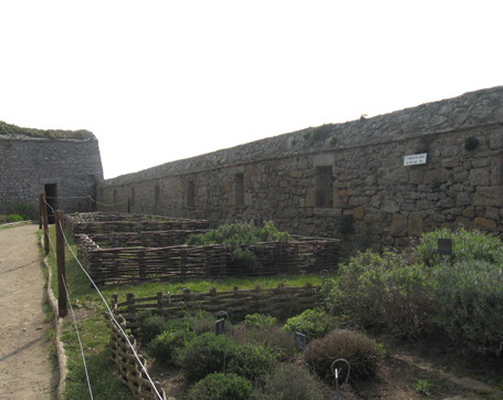 Fort Lalatte - 3 ème partie
