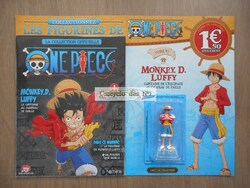 N° 1 La collection officielle One Piece - Lancement
