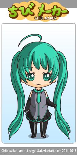 #18 Miku Hatsune