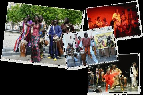★ Présentation de Fodé Diop / Maître Percussionniste