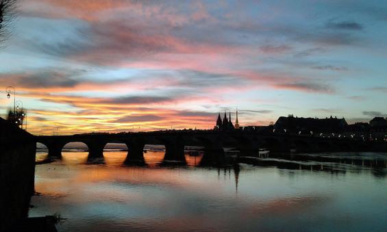 L'association Marine de Loire vous souhaite une belle année 2017 et bon vent au fil de la Loire