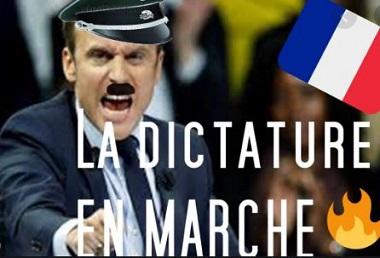 Macron en Führer !!!