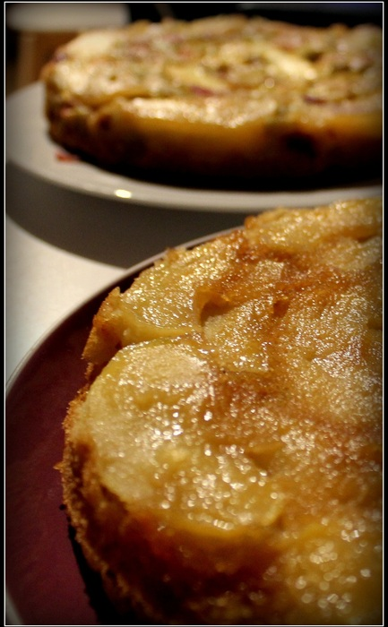 Pommes de reinette et Pomme d'api !