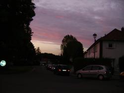 Le Ciel voit rouge