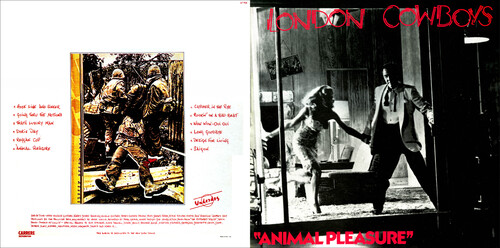 Revival: London Cowboys - Animal Pleasure (1982) et Tall in the Saddle (1984)